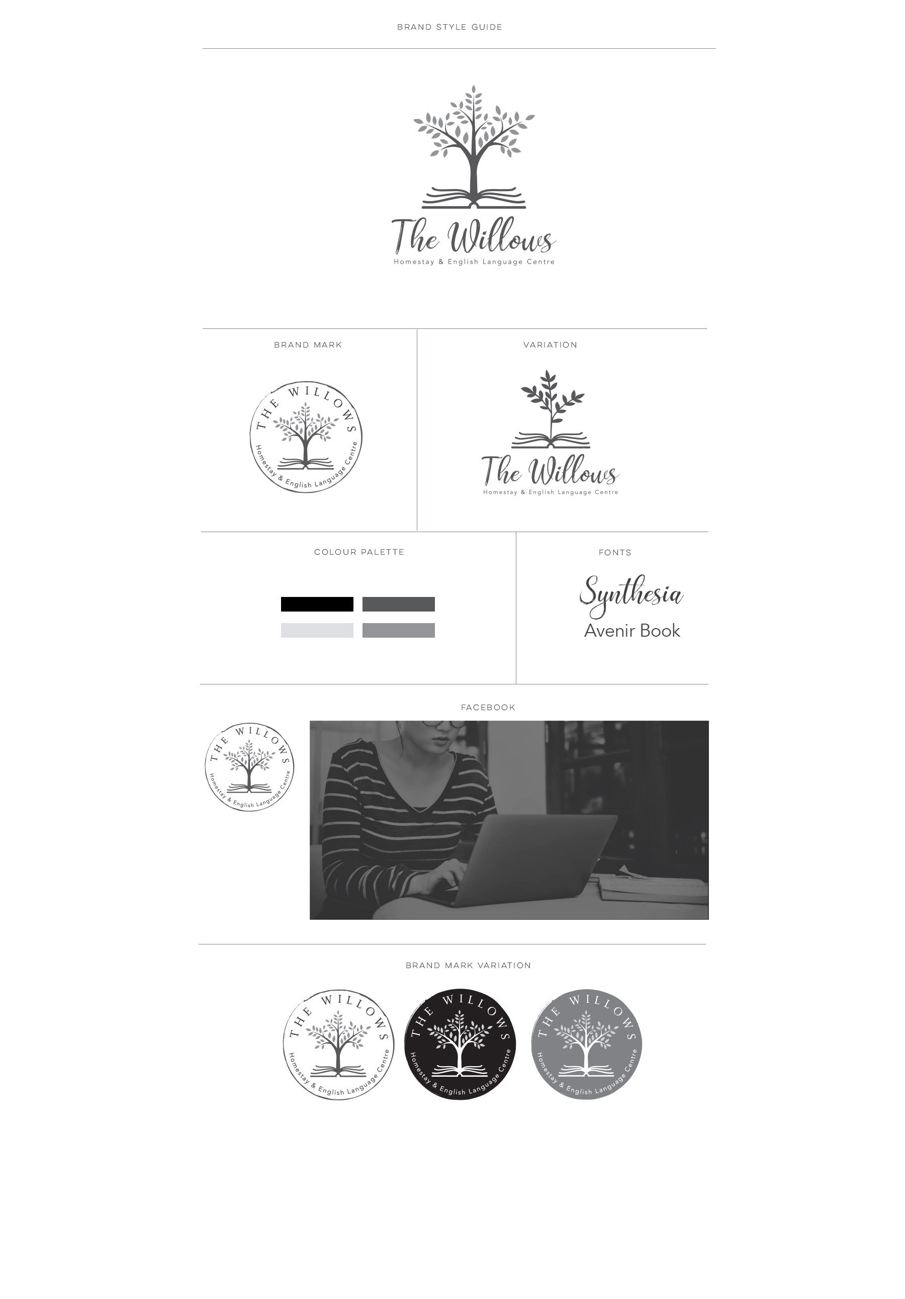 The Willows Brand Style Template