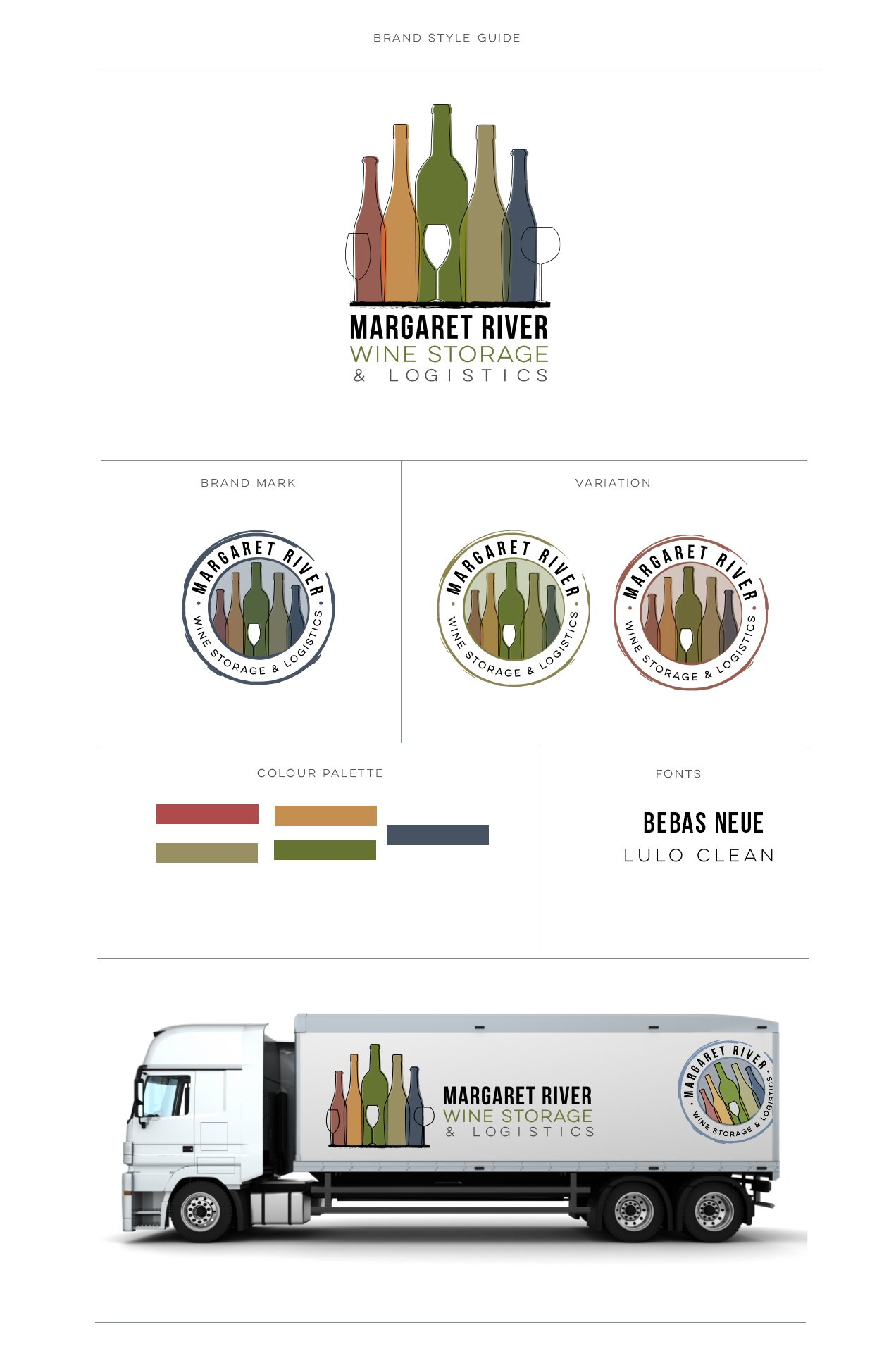 Brand Style Template